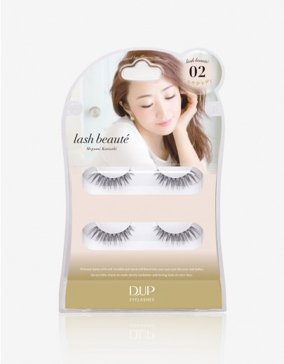 Eyelashes Lash Beaute 02