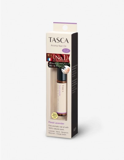 TASCA Aroma Nail Oil Floral Lavender