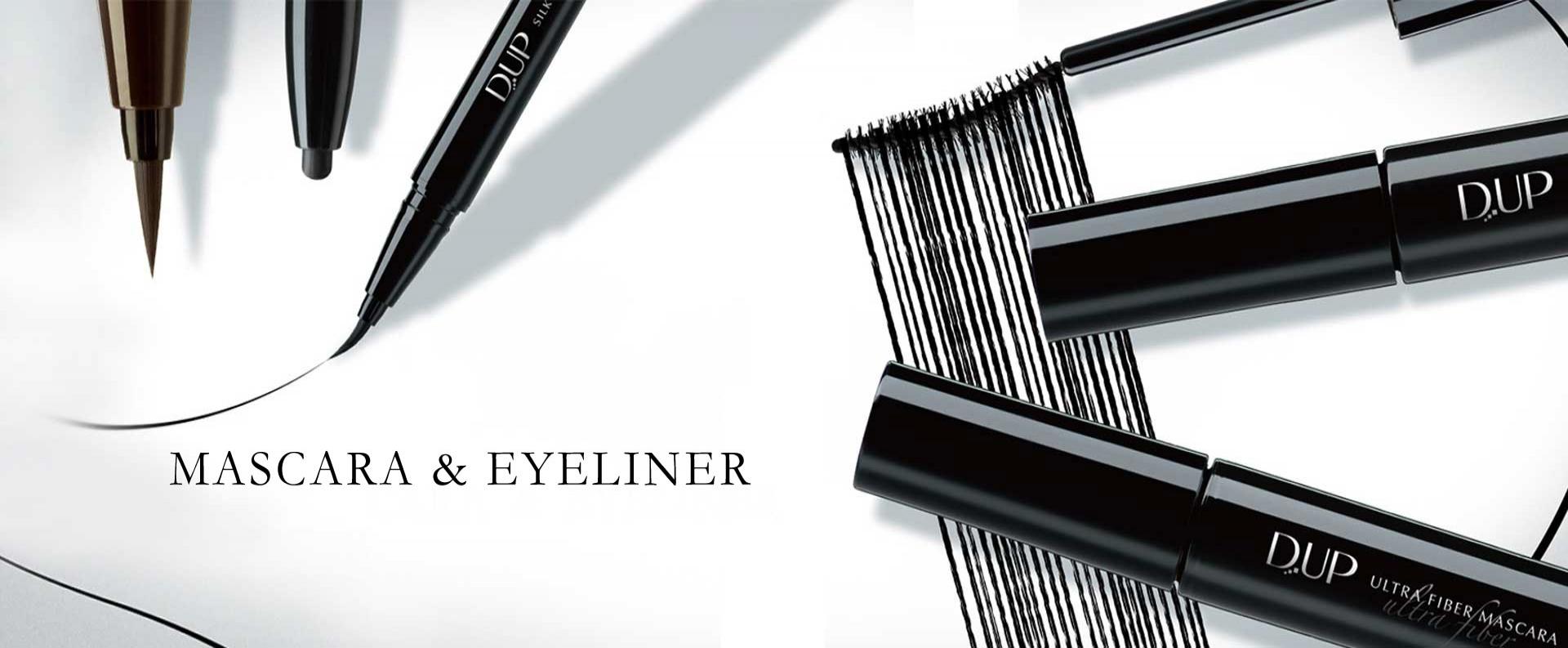 Mascara & liner